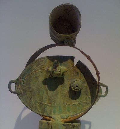 Une tête de Miró